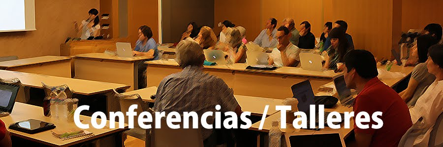 Conferencias/Talleres