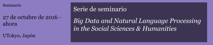 http://www.en.lainac.c.u-tokyo.ac.jp/research/seminars/bdnlp
